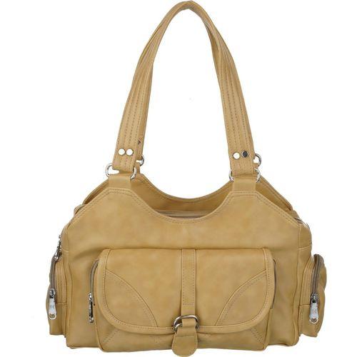 Al Jazeera Women Beige Shoulder Bag