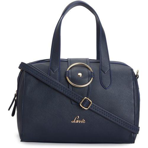 Lavie Women Blue Hand-held Bag