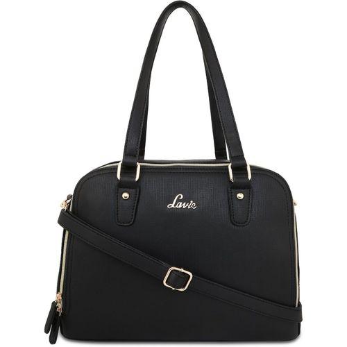 Lavie Women Black Hand-held Bag