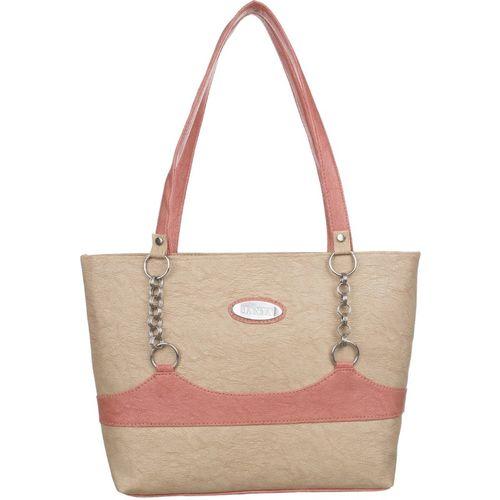 Janta Janta Women Pink Shoulder Bag