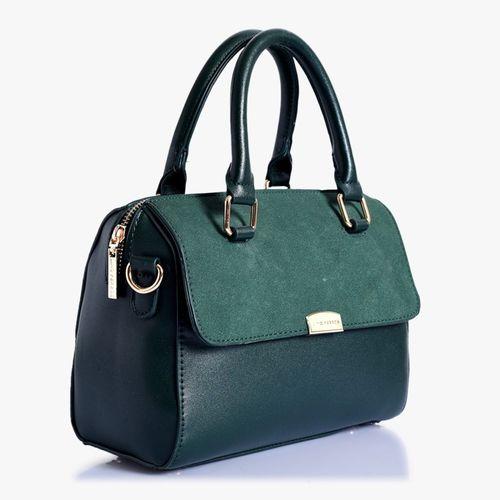 Lino Perros Women Green Shoulder Bag