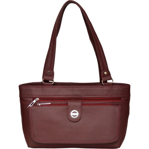 FD Fashion Women Maroon Shoulder Bag