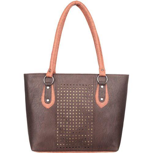 Janta Fashion Women Brown Shoulder Bag