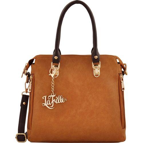 LaFIlle Women Brown Hand-held Bag