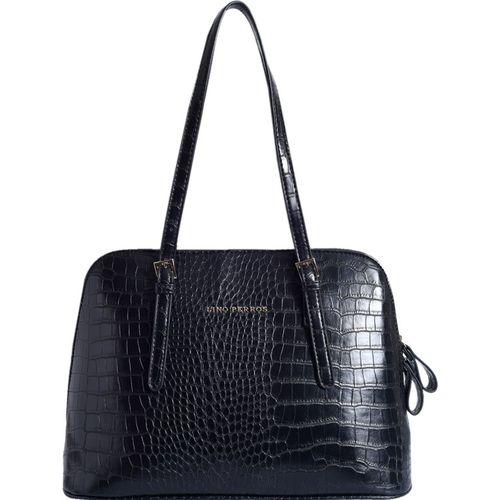Lino Perros Women's Artificial Leather Satchel