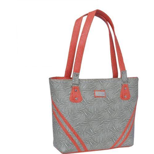 Janta Soft Women Grey Shoulder Bag