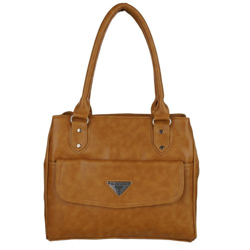 Al Jazeera Women Tan Shoulder Bag