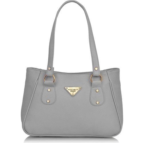 Fostelo Women Grey Shoulder Bag