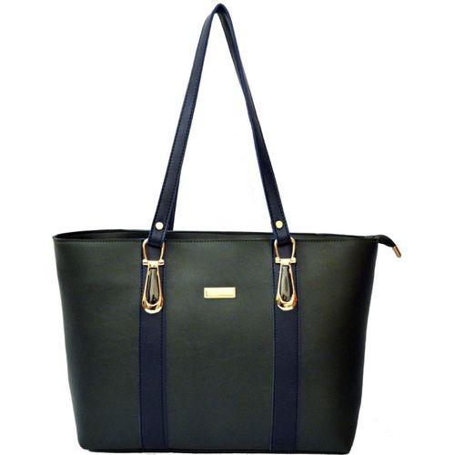 AGINOS Women Green Hand-held Bag