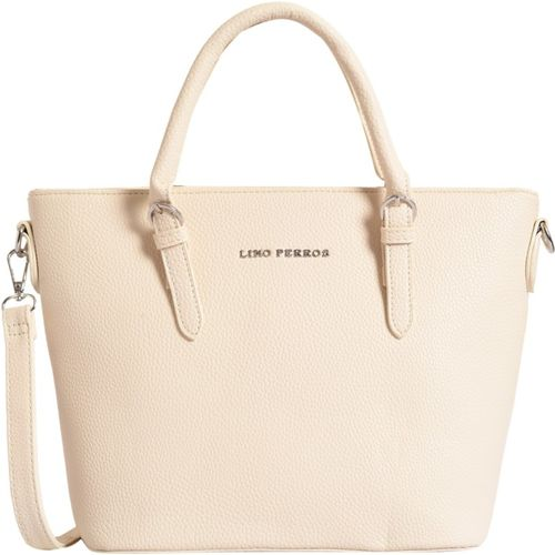 Lino Perros Women White Shoulder Bag