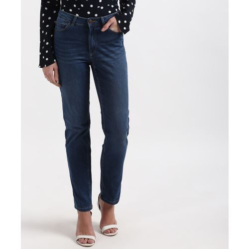 Marks & Spencer Regular Women Blue Jeans