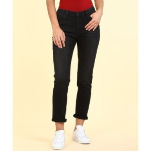 Marks & Spencer Slim Women Black Jeans