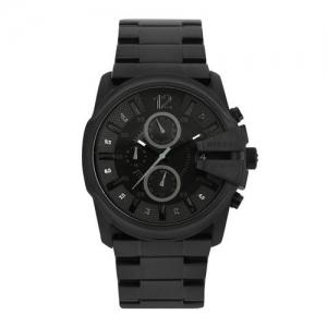 Diesel Men Black Dial Watch