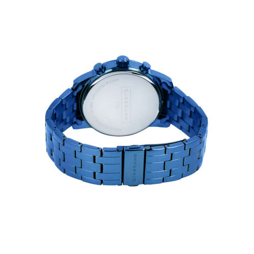 GIORDANO Men Blue Dial Watch 1730-88