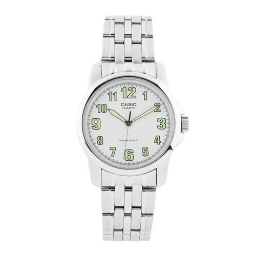 Casio Enticer Men White Dial Analogue Watch MTP-1216A-7BDF-A357