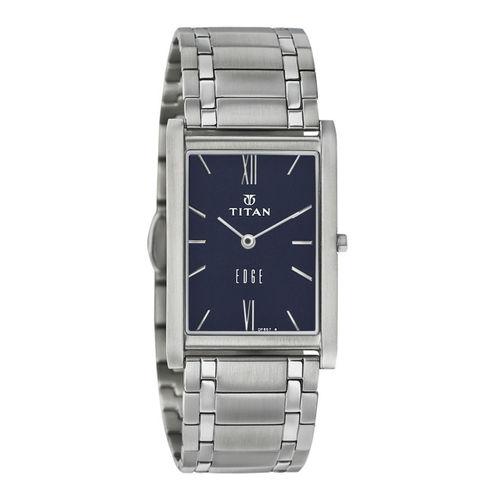 Titan Men Blue Dial Watch NH1043SM16A