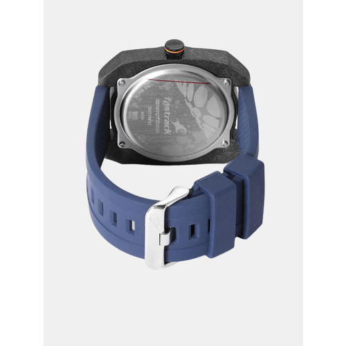 Fastrack Men Blue Analogue Watch NK38031PP02_OR2