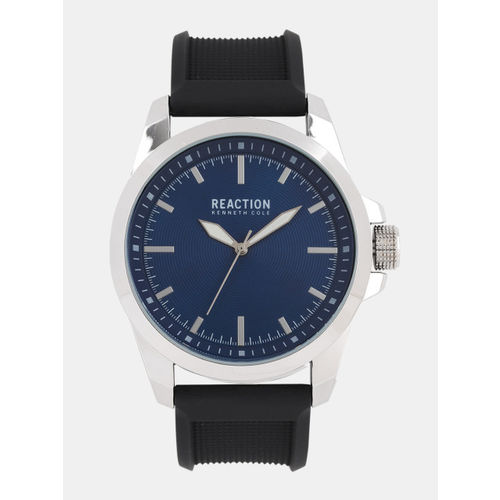 REACTION KENNETH COLE Men Blue Analogue Watch RK50090002