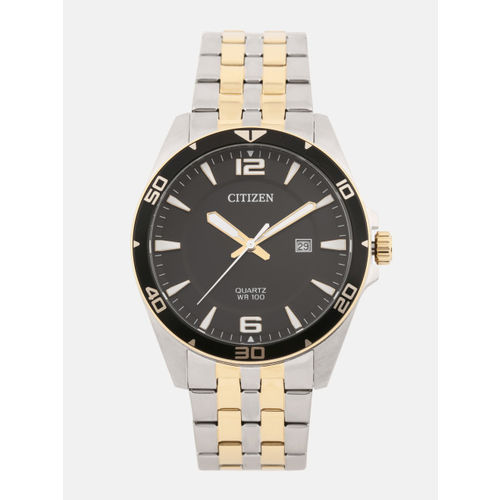 Citizen Men Black Analogue Watch BI5059-50E