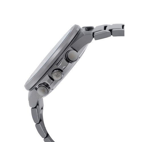 CASIO Edifice Men Grey Dial Chronograph Watch EFR-563GY-1AVUDF - EX490