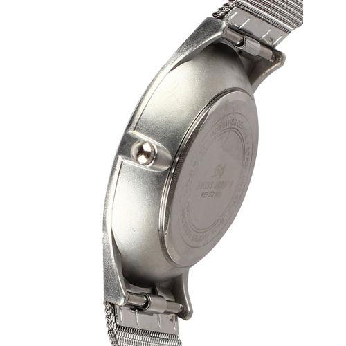 Swiss Design Men Black Analogue Watch SD-9010-IPS-WH