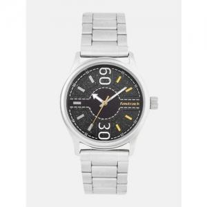 Fastrack Black Analogue Watch 3197SM02