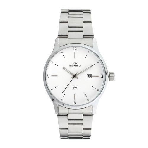 maxima White Analogue Watch O-51981CMGI
