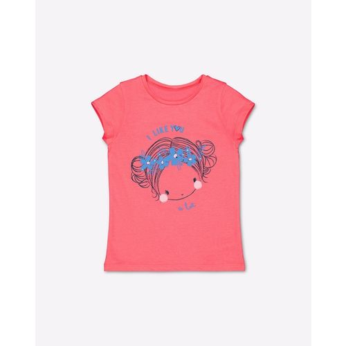 Mothercare Printed Crew-Neck T-shirt