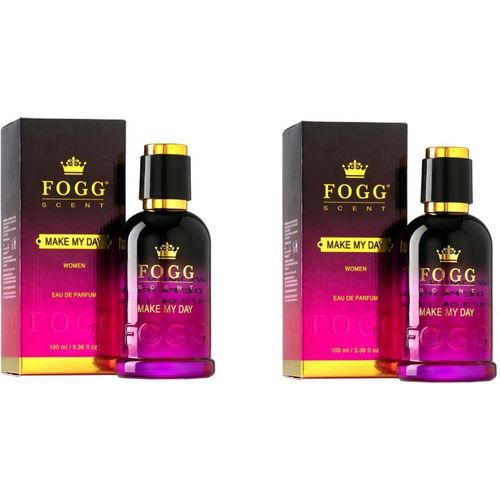 Fogg MAKE MY DAY Eau de Parfum - 100 ml(For Women)