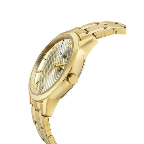 Sonata 7134YM03 Wedding Collection Analog Watch for Men