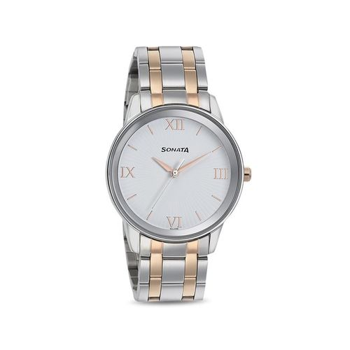 Sonata 7133KM01 Wedding Collection Analog Watch for Men