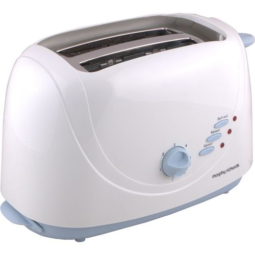 Morphy Richards AT 204 800 W Pop Up Toaster