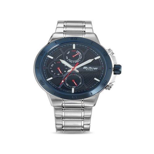 Titan 90091KM01 Octane Analog Watch for Men
