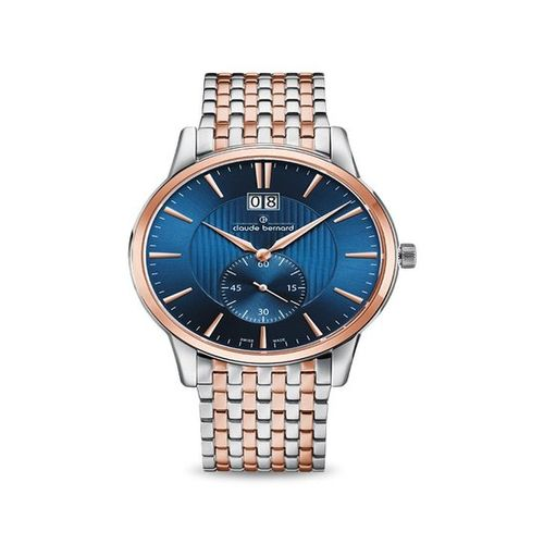 Claude Bernard 64005 357RM BUIR Classic Analog Watch for Men