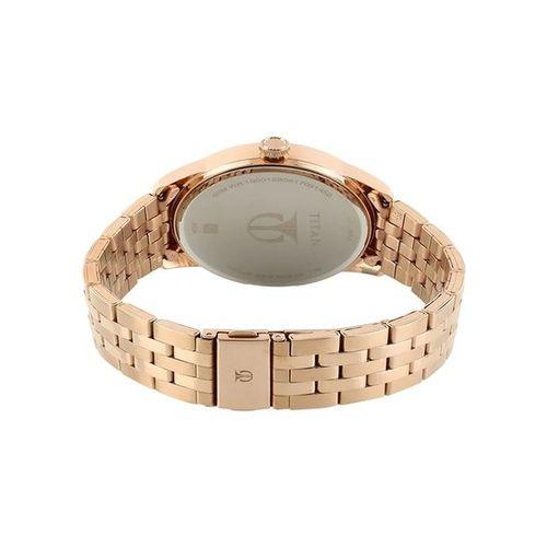 Titan 1752WM01 Regalia Sovereign Analog Watch for Men
