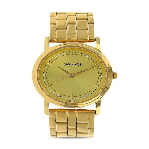 Sonata NK1141YM22 Analog Watch for Men