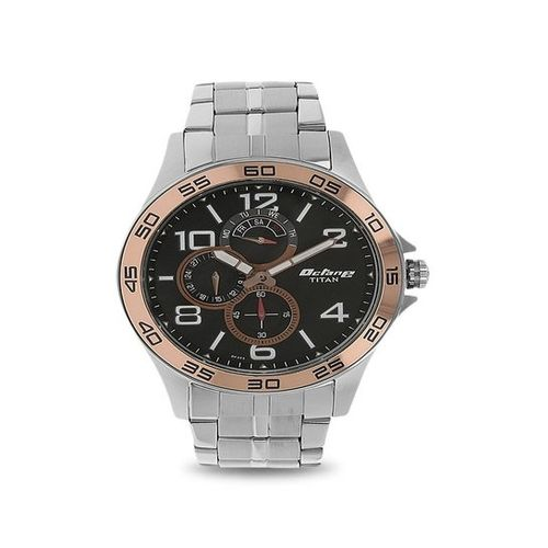 Titan NK1702KM02 Octane Analog Watch for Men
