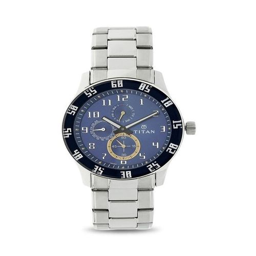 Titan NK1632SM03 Octane Analog Watch for Men
