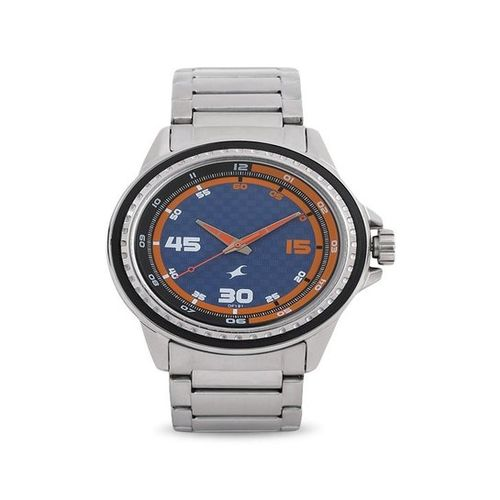 Fastrack NK3142SM02 Analog Watch for Men
