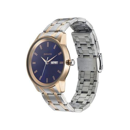 Sonata 7133KM02 Wedding Collection Analog Watch for Men