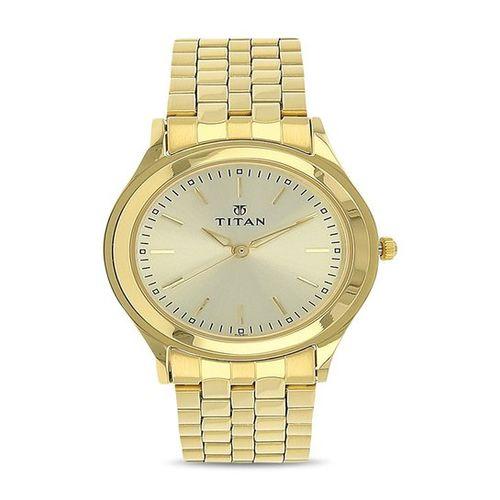 Titan NJ1648YM02C Karishma Analog Watch for Men