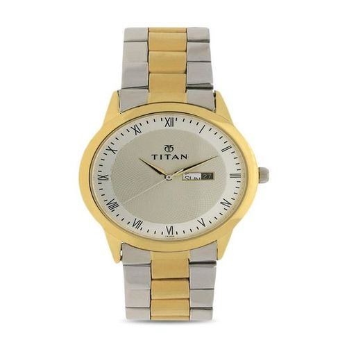 Titan NK1584BM02 Regalia Analog Watch for Men
