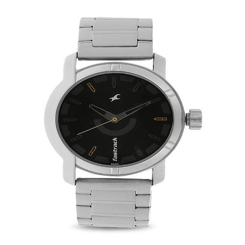Fastrack NK3021SM02 Analog Watch for Men
