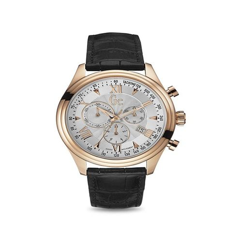 Guess Collection GCY04004G1 Smart Class Analog Watch for Men
