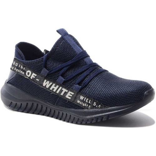 Kircom Outdoor Off Blue Series Running Walking Jogging Shoes with Memory Foam,Grafitti Shoe, Colors and Big (UK6-UK11) Canvas Shoes For Men(Blue)