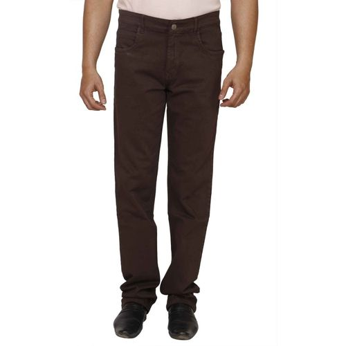 PRANKSTER Regular Men Brown Jeans