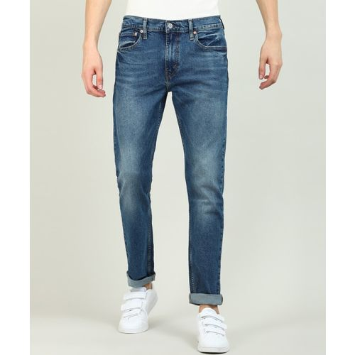 Levi's Slim Men Blue Jeans