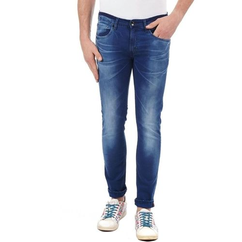 Pepe Jeans Slim Men Blue Jeans