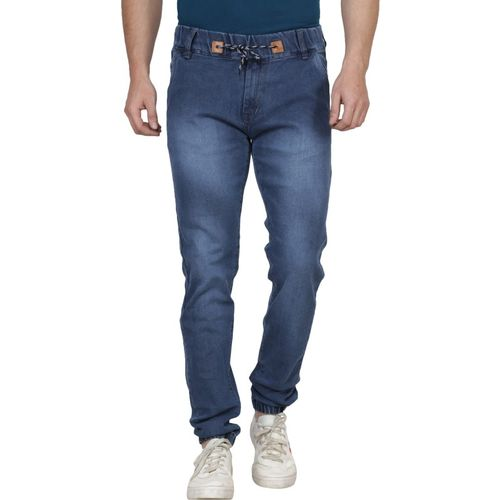 Ridge Vogue Jogger Fit Men Blue Jeans