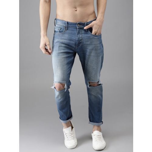 Moda Rapido Regular Men Blue Jeans